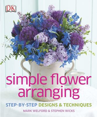 Cover for Simple Flower Arranging