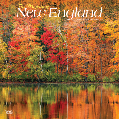 Majesty of New England, the 2021 Square Cover Image