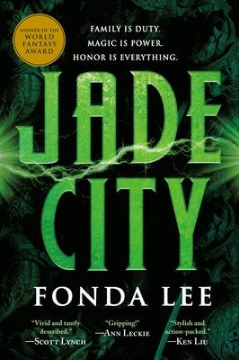 Jade City (The Green Bone Saga #1) Cover Image