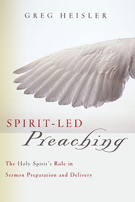 Spirit-Led Preaching Cover
