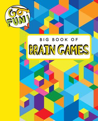 Cover for Go Fun! Big Book of Brain Games