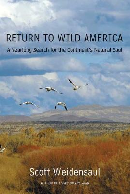 Return to Wild America Cover