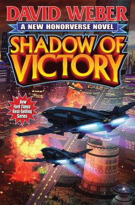 Shadow of Victory (Honor Harrington  #19) Cover Image