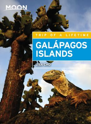 Moon Galápagos Islands (Travel Guide) Cover Image