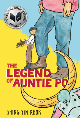 Cover for The Legend of Auntie Po