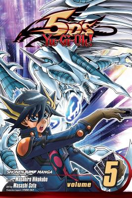 Yu-Gi-Oh! 5d's, Volume 5 [With Trading Card] Cover