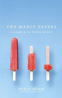 The Mercy Papers Cover