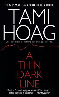 A Thin Dark Line Cover