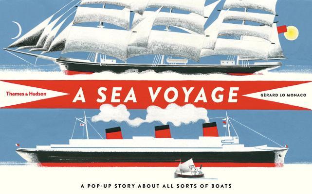 A Sea Voyage Cover Image