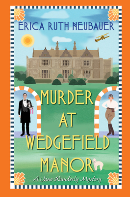 Murder at Wedgefield Manor (A Jane Wunderly Mystery #2) Cover Image