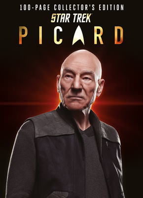 Star Trek Picard: The Official Collector's Edition Book Cover Image