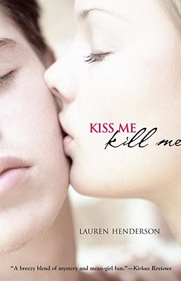 Kiss Me Kill Me Cover