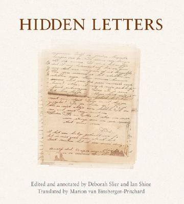 Cover for Hidden Letters