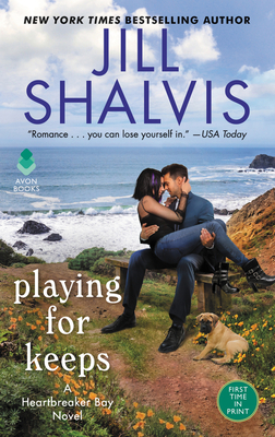 Playing for Keeps: A Heartbreaker Bay Novel Cover Image