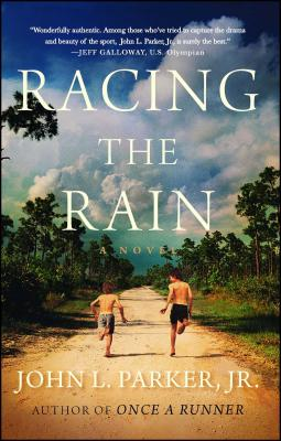 Racing the Rain: A Novel Cover Image