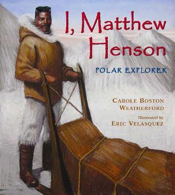 I, Matthew Henson Cover
