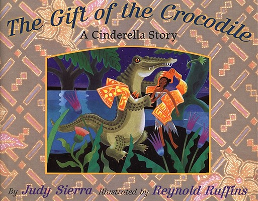 The Gift of the Crocodile Cover