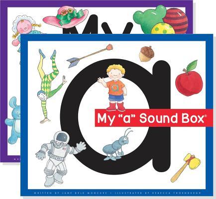 Jane Belk Moncure's Sound Box Books (Set) Cover Image