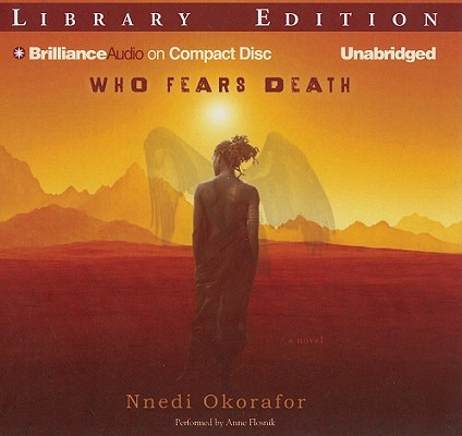 Who Fears Death Cover