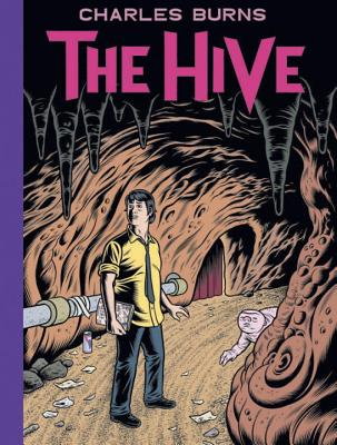 The Hive (Pantheon Graphic Library) Cover Image
