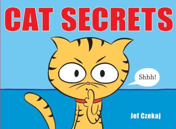 Cat Secrets Cover