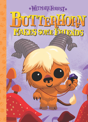 Cover for Butterhorn Makes Some Friends, 2