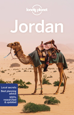 Lonely Planet Jordan 11 (Travel Guide) Cover Image