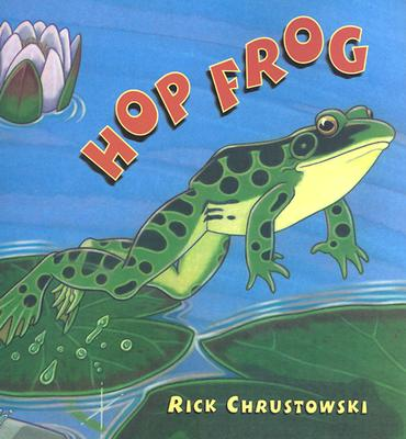 Hop Frog Cover