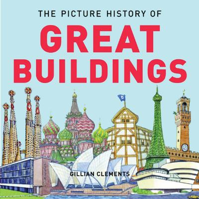 The Picture History of Great Buildings Cover