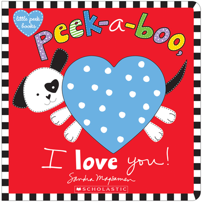 Peek-a-Boo, I Love You! Cover Image