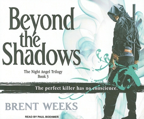Cover for Beyond the Shadows (Night Angel Trilogy (Audio) #3)