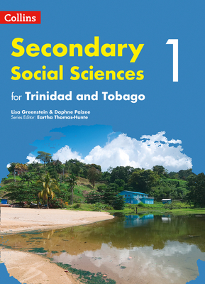 Collins Secondary Social Sciences for the Caribbean – Student's Book 1 Cover Image