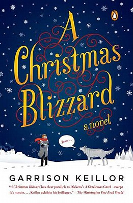 A Christmas Blizzard Cover