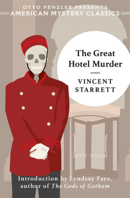 Cover for The Great Hotel Murder