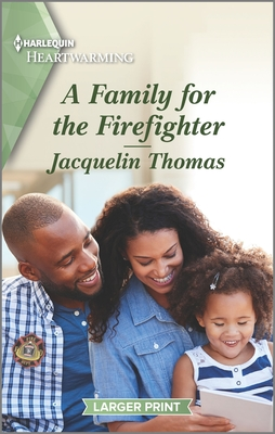 A Family for the Firefighter: A Clean Romance Cover Image