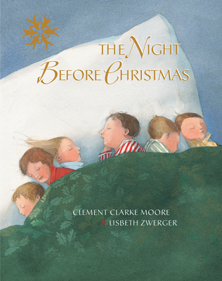 The Night Before Christmas (minedition minibooks) Cover Image