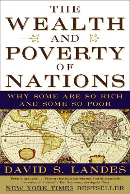 The Wealth and Poverty of Nations: Why Some Are So Rich and Some So Poor Cover Image