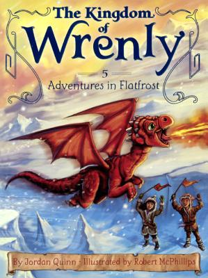 Adventures in Flatfrost (Kingdom of Wrenly #5) Cover Image