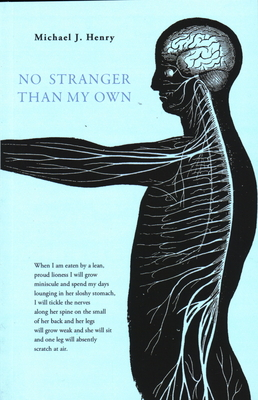 No Stranger Than My Own: Poems Cover Image