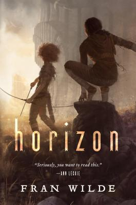 Horizon (Bone Universe #3) Cover Image