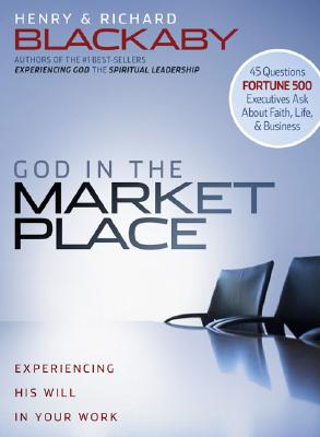 God in the Marketplace Cover