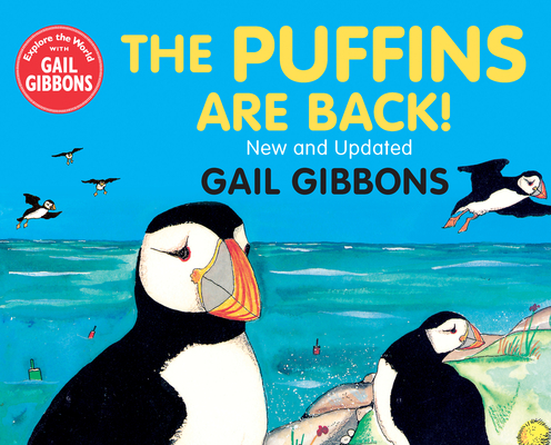 The Puffins are Back Cover Image