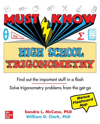 Must Know High School Trigonometry Cover Image
