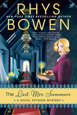 The Last Mrs. Summers (Royal Spyness Mystery) Cover Image
