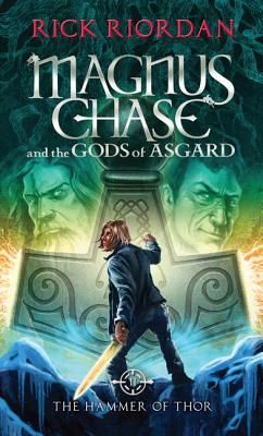 The Hammer of Thor (Magnus Chase and the Gods of Asgard #2) Cover Image