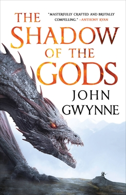 The Shadow of the Gods (The Bloodsworn Trilogy #1) Cover Image