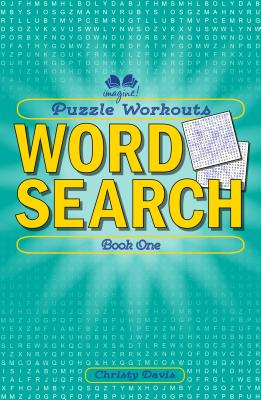Puzzle Workouts: Word Search (Book One) Cover Image
