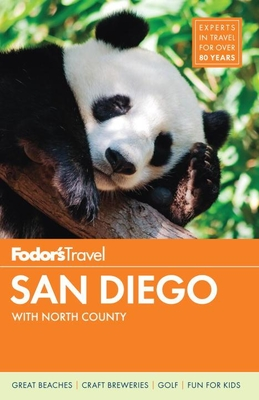Fodor's San Diego: With North County (Full-Color Travel Guide #31) Cover Image