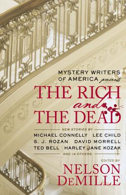 Mystery Writers of America Presents The Rich and the Dead Cover Image