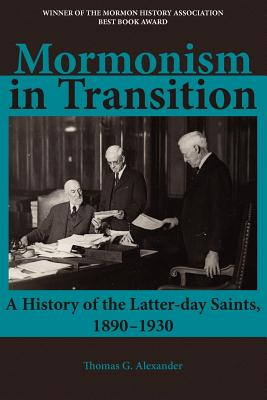 Mormonism in Transition Cover